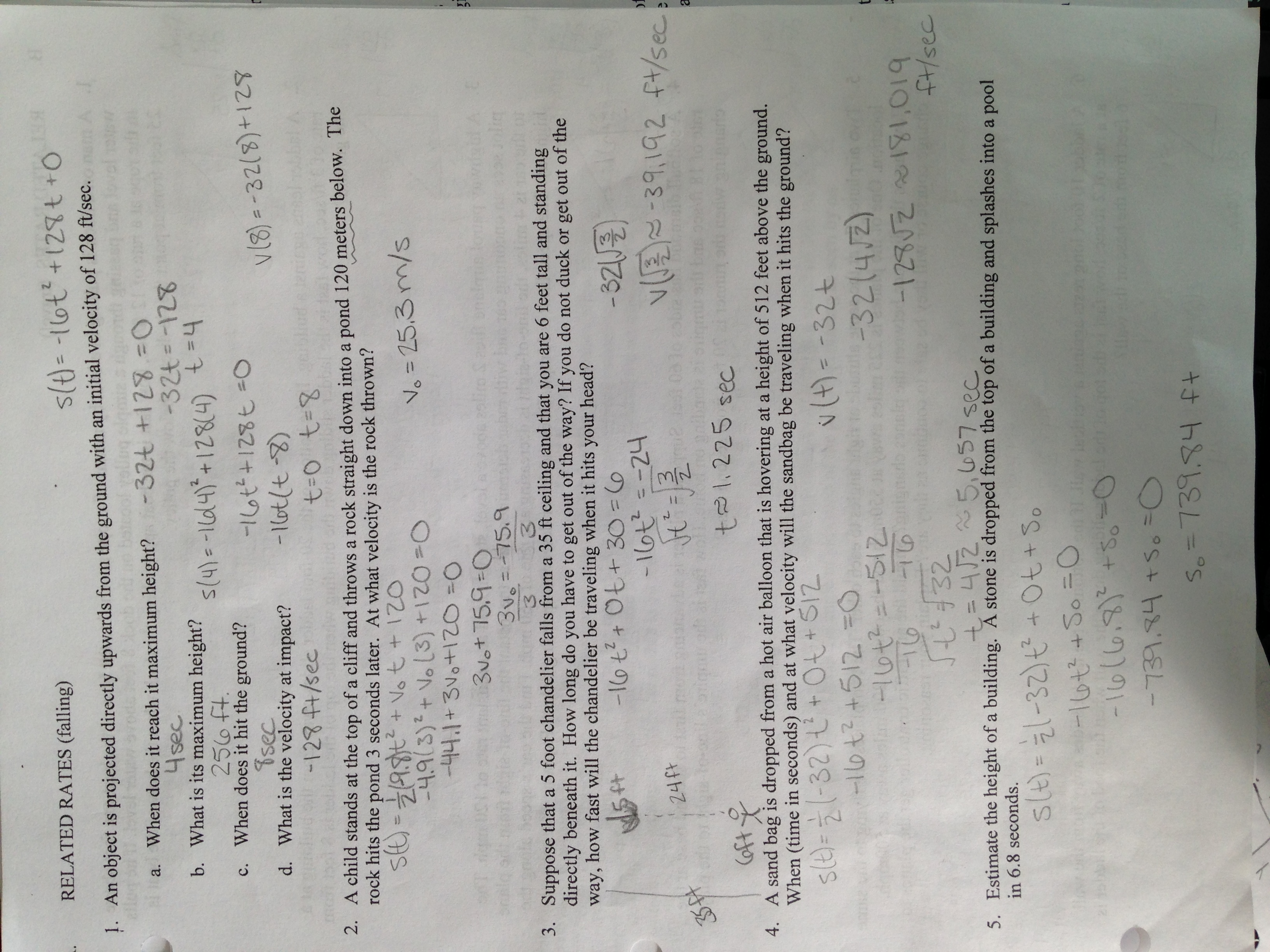 Worksheets Application Of Optimization  Work Sheet With Solution calculus leah billo worksheet a